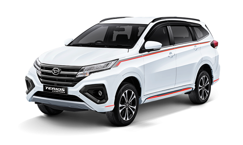 Daihatsu All New Terios